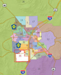 Nevada State Assembly District 35